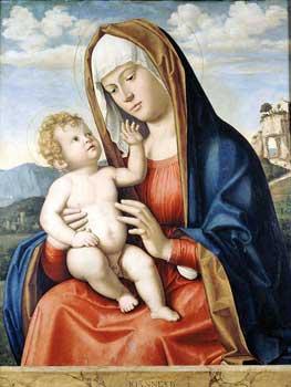 Madonna and Child, Petit Palais, Musée des Beaux-Arts de la Ville de Paris © Petit Palais / Roger-Viollet