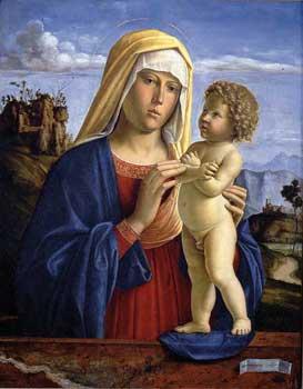 Madonna and Child, Bologna, Pinacoteca Nazionale