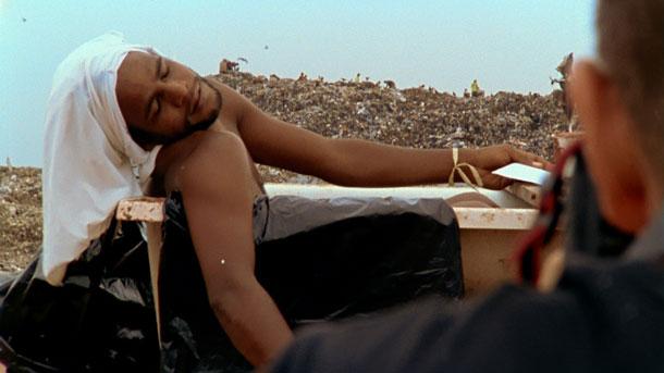 Vik Muniz, Tiao as Marat by David