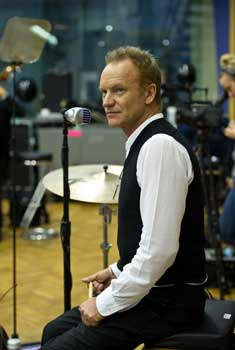 Sting - Euro tour recording; Royal Philharmonic Concert Orchestra