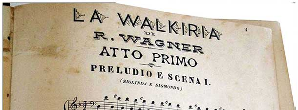La Walkiri by Richard Wagner