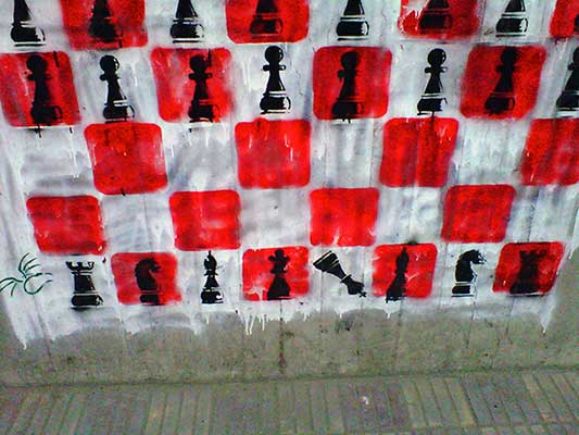 Checkmate Cairo AUC