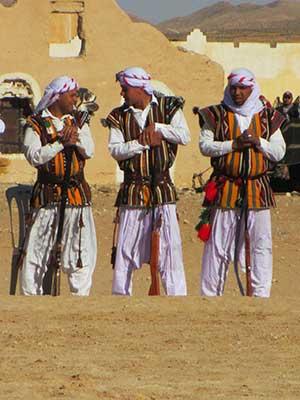 Berber Gun Dancers