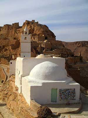 Chenini Mosque