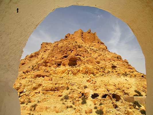 Ruined Berber Village
