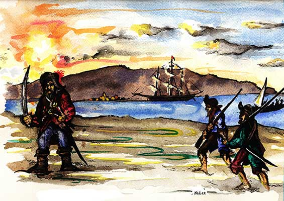 Pirates of the Pacific