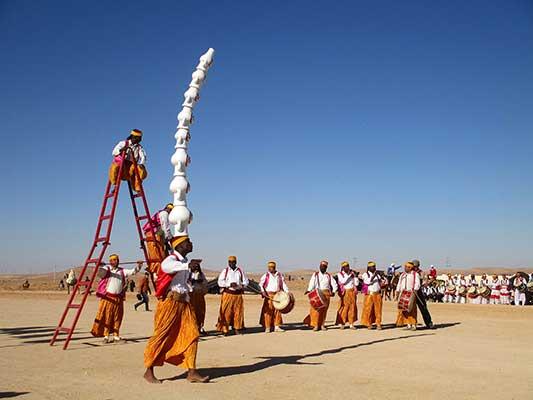 The Amphora Dance