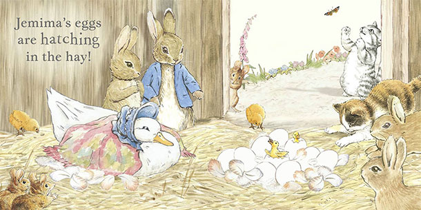 Beatrix Potter' book