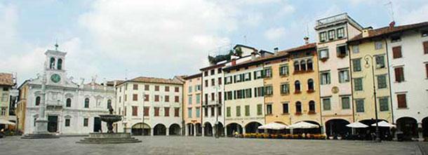 """Udine, """"San Giacomo"""" square"""