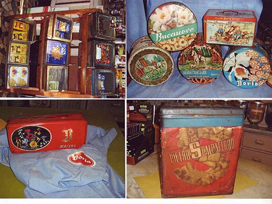 Doria boxes
