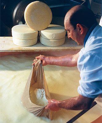 Cheese makers of Fagagna