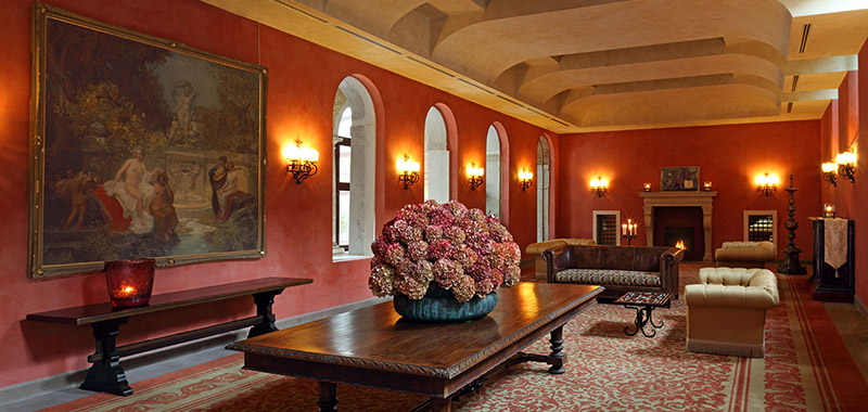 Palldio Hotel - Lobby