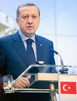 RECEP TAYYIP ERDOGAN – TURKEY