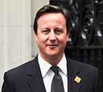 DAVID CAMERON – UNITED KINGDOM