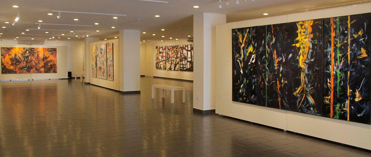 Centro de Arte Fundación Ortiz Gurdian - Banpro, Managua