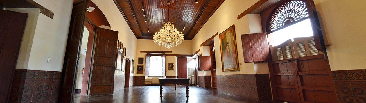 Norberto Ramirez Main Hall