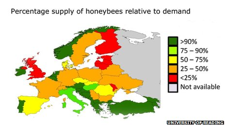 HONEYBEES STATISTIC