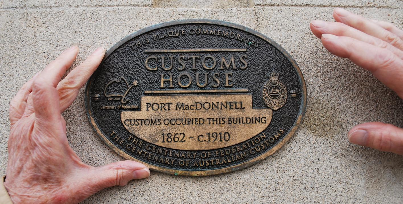 Customs House 1862