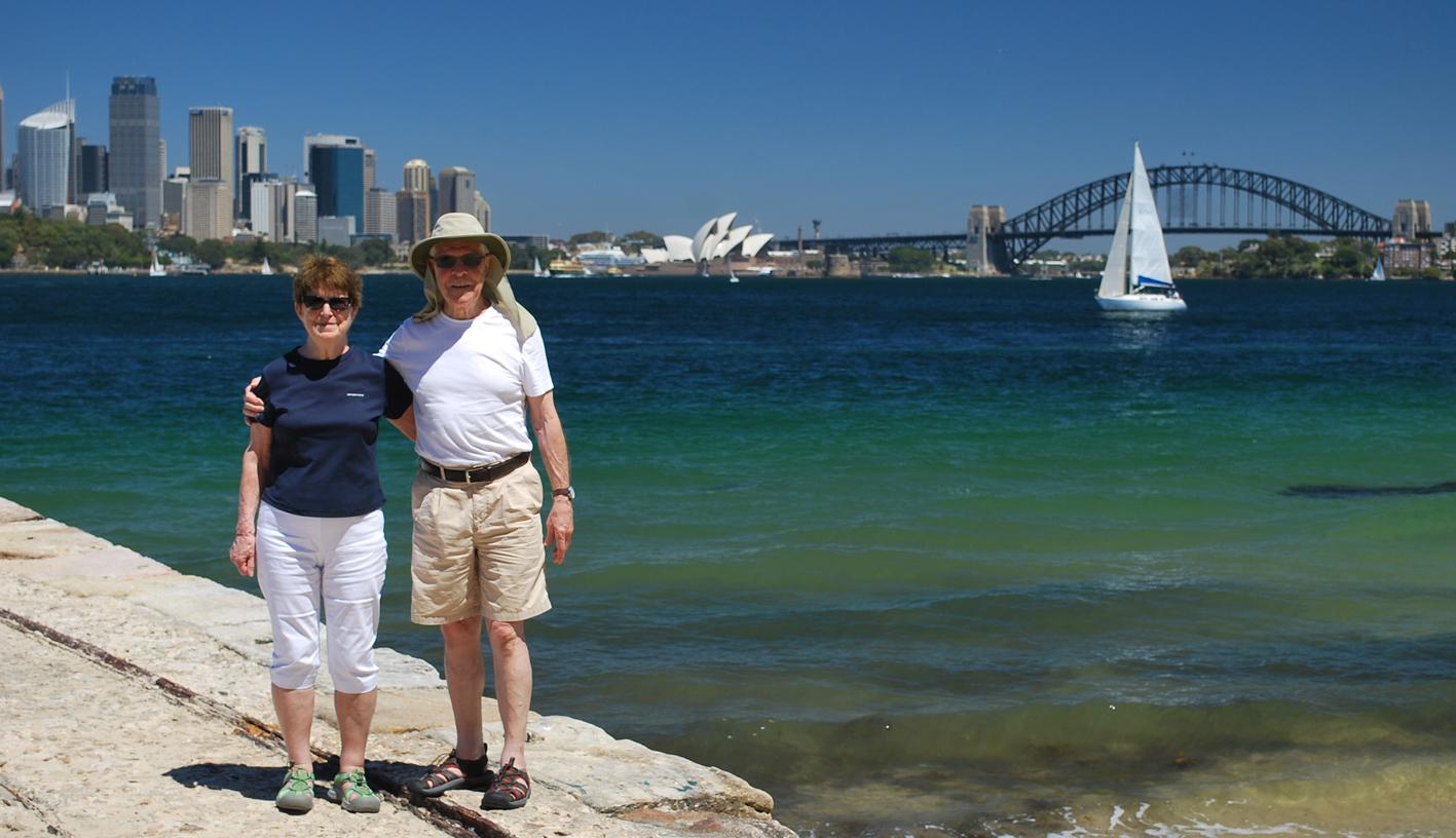 Sydney Harbour NP