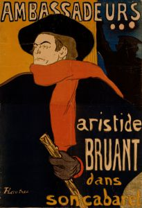 Henri de Toulouse-Lautrec im Bank Austria Kunstforum Wien