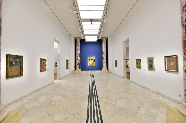 Ausstellungsdokumentation: Henri de Toulouse-Lautrec, Bank Austria Kunstforum Wien (© leisure.at/Christian Jobst)