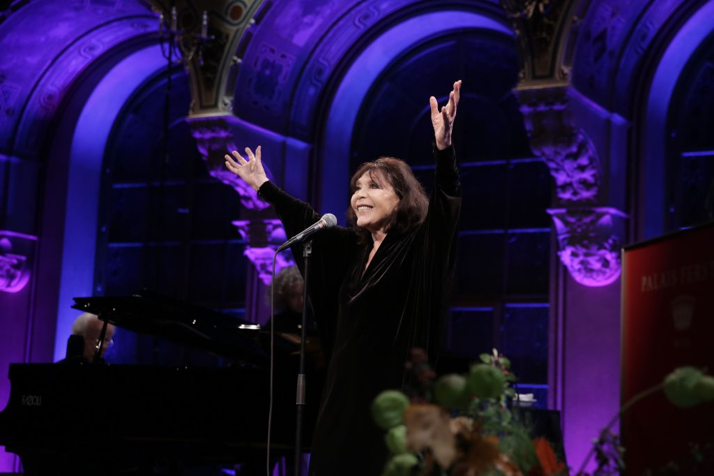 """Henri de Toulouse-Lautrec. The Path To Modernism."""", Bank Austria Kunstforum Wien, Opening of the Exhibition and Program with Concert with Juliette Gréco © leisure.at/ Roland Rudolph"""
