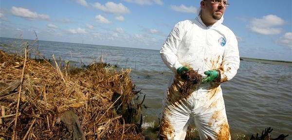 Deepwater Disaster Greenpeace
