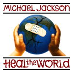 Michae Jackson Heal the World (Single)