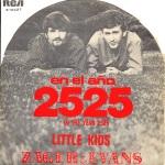 Zager Evans 2525