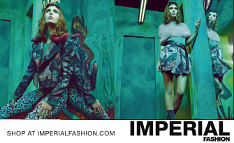 Imperial Fashion Woman