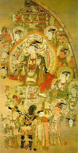 Il Bodhisattva Maitreya