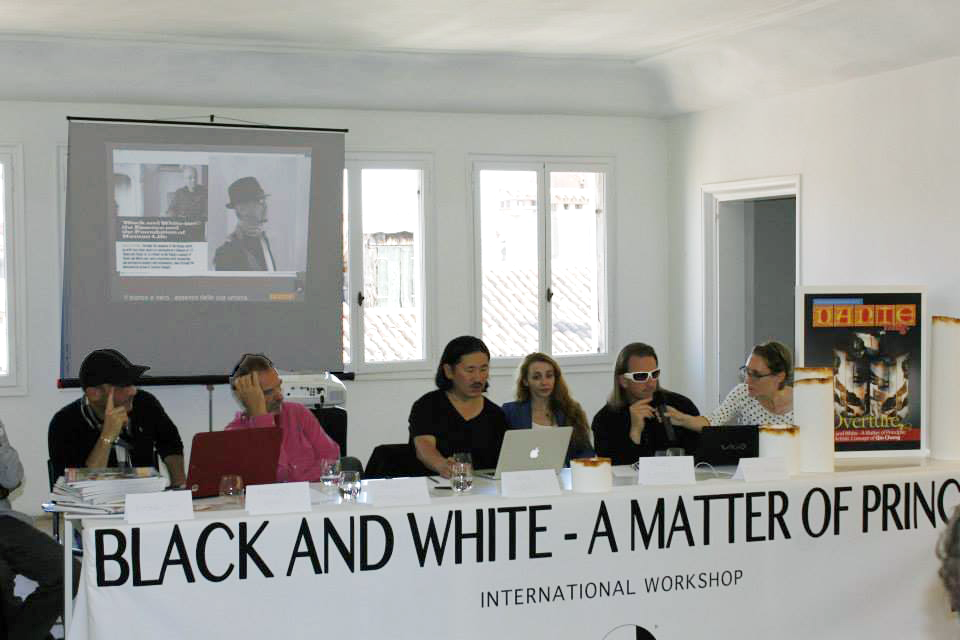 """Black and White – a Matter of Principle"" Conference"