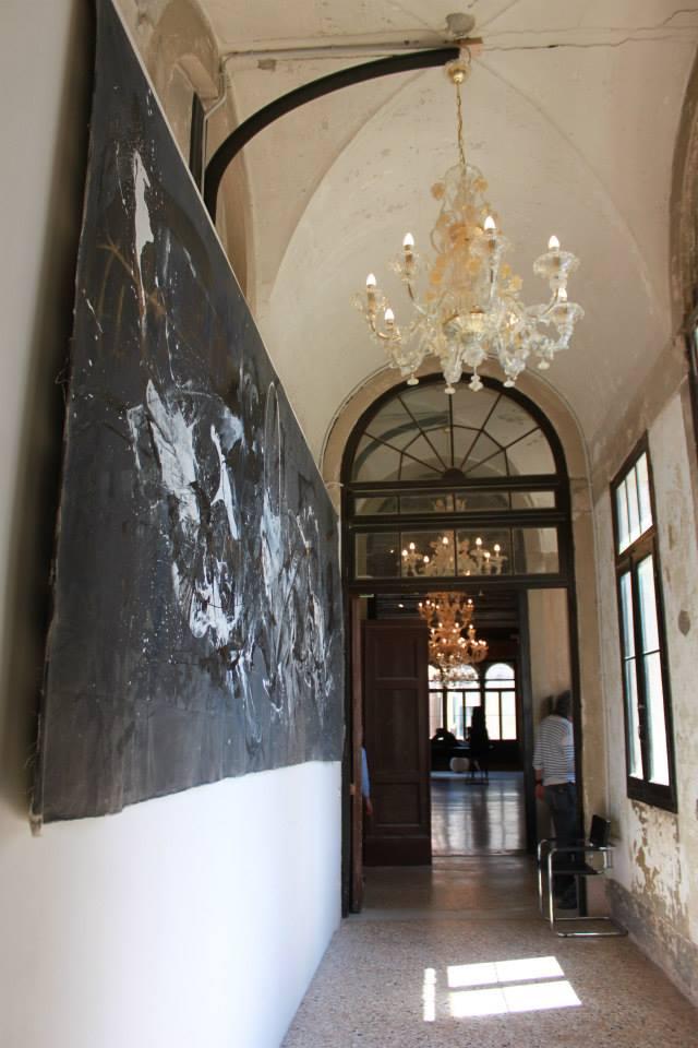 Palazzo Mora interior