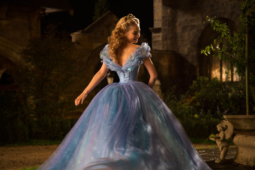 Cinderella  © 2014 Disney Enterprises, Inc.  All Rights Reserved