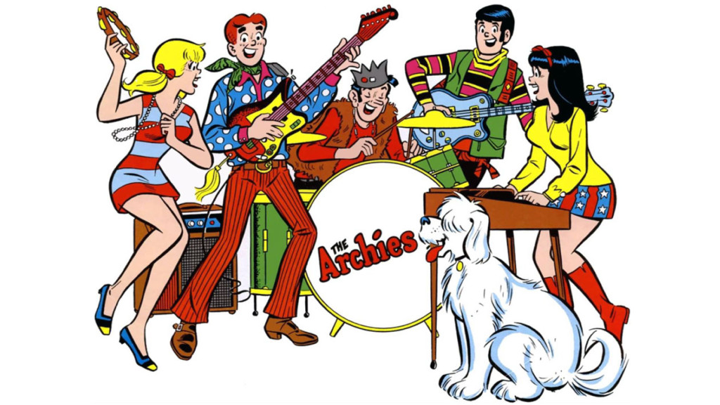 The Archies, grupo musical fictício de bubblegum pop dos anos 70.