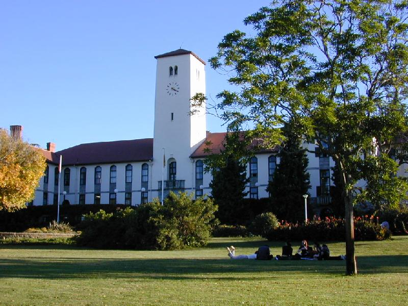 Rhodes University. Some campaigners are suggesting it should also rename.