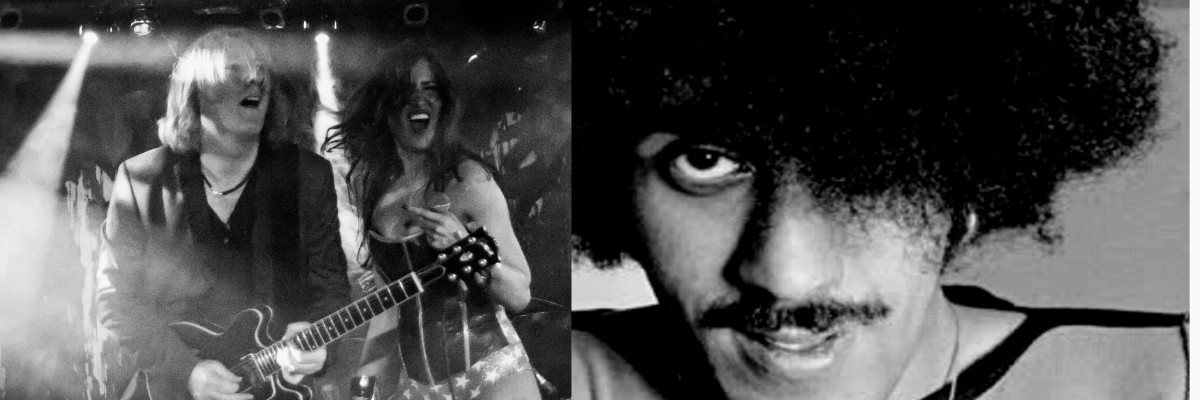 Space Elevator and Phil Lynott - PHS Entertainment/ Warner