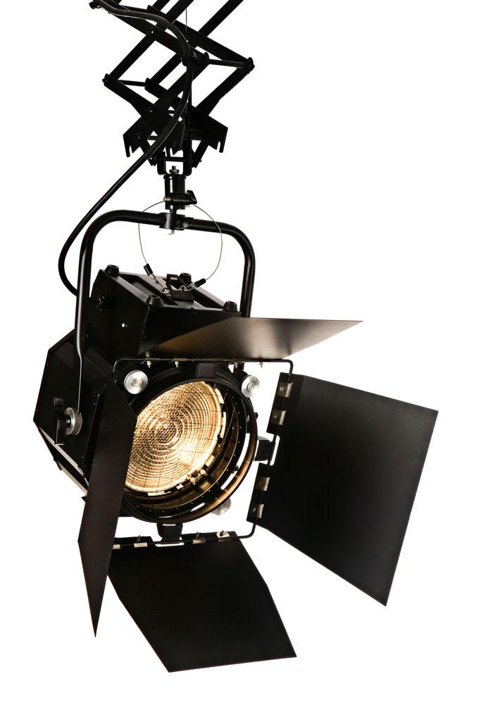 Filming spotlight