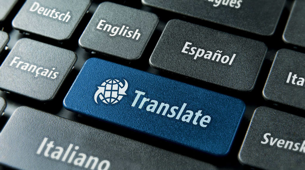 Keyboard-translate
