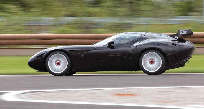 The Mosto Zagato is both fast and seriously beautiful. Courtesy Zagato