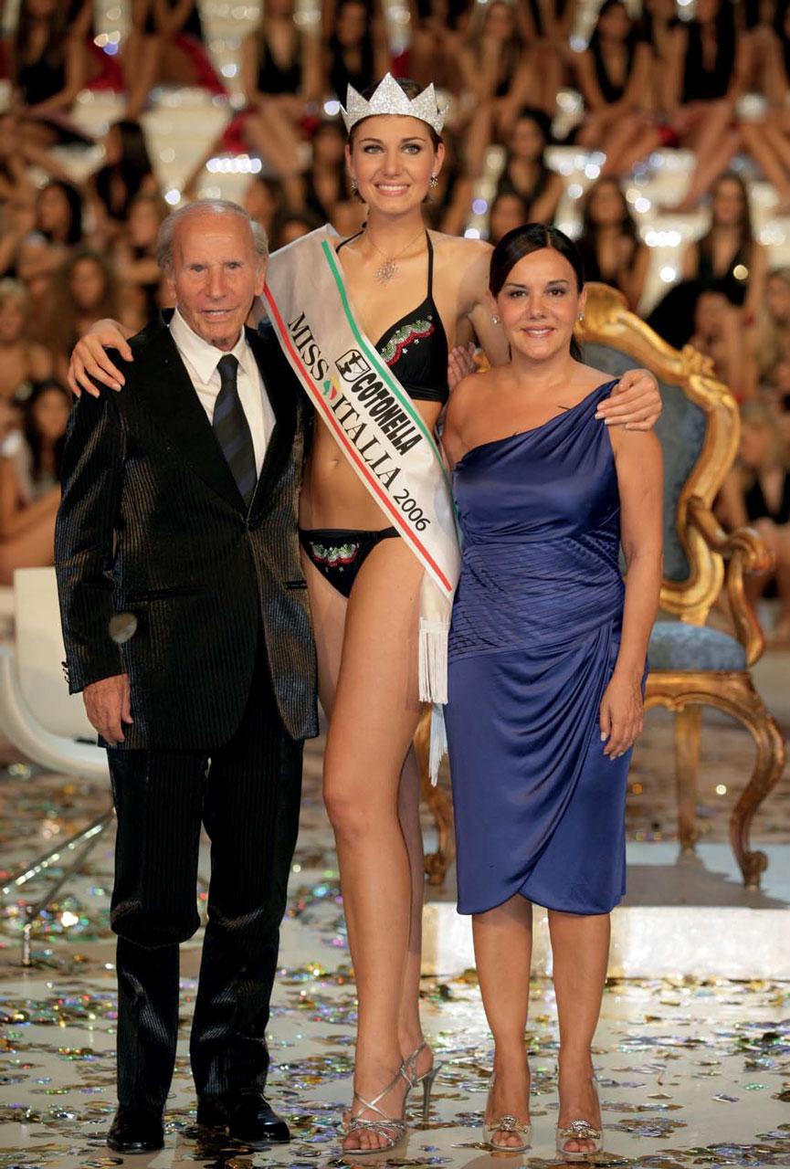Enzo Mirigliani, Miss Italia 2016, Patrizia Mirigliani
