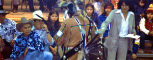 The Native Americans as Simon saw them