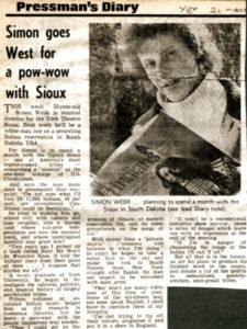powwow-yorkshire-evening-press-cutting