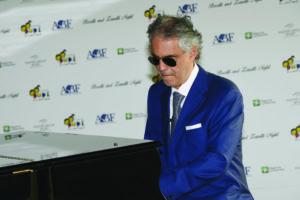 'Bocelli And Zanetti Night'