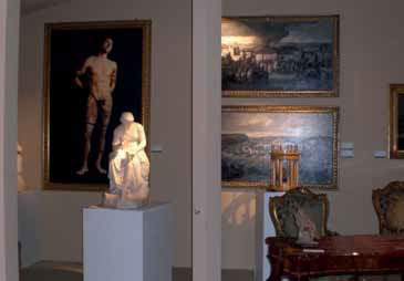 Sebastian Martyrdom Palazzo Venezia Biennale Internazionale di Antiquariato 2008