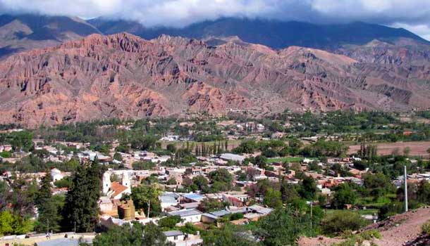 Puna (high plateau) in the Province of Jujuy
