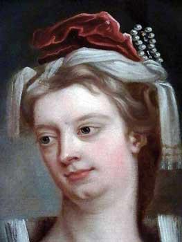 Portrait -  Lady Mary Wortley Montagu