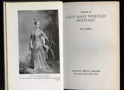 Book Lady Mary Wortley Montagu