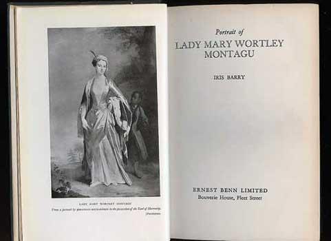 Book Lady Mary Wortley Montagu