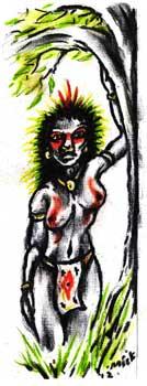 Arawak Woman